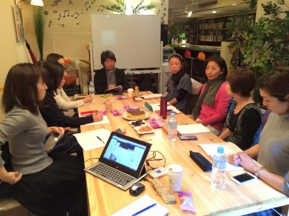 創作講座開催の様子の写真